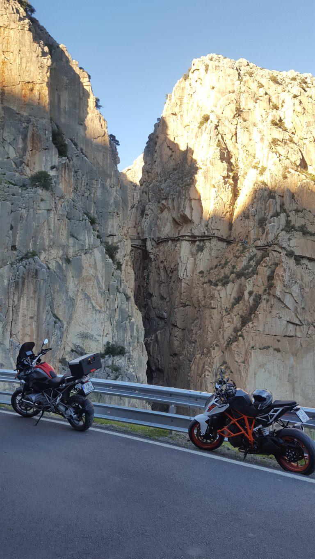 Trenger guide på MC i Spania